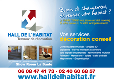 Hall de l'Habitat